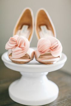 Quite possible THE perfect shoes by Badgley Mischka. Photo by Kimberly Carlson