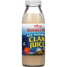 Bumble Bee Snow's All Natural Clam Juice, 8 fl oz