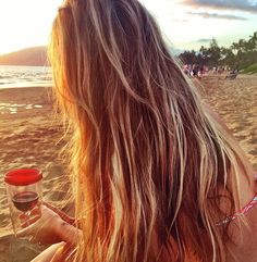 Salty Hair ☀️