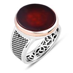 In this article, beautiful designed silver rings for men with you. Rings are the most preferred jewelry by men. Men use different styles of men's rings.