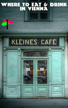Kleines Café #Vienna #Wien #Österreich #food #drink #eatingout #Travel #restaurant #bar #foodielovers