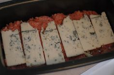 Gorgonzola-Stuffed Meatloaf | Cafe Johnsonia