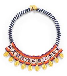 Tory Burch Mikah Statement Necklace