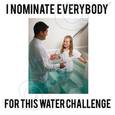 I nominate everyone