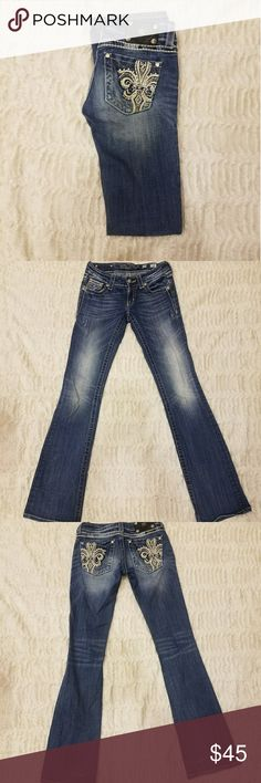 Miss Me Jeans Inseam: 33in  Rise: 7 in Miss Me Jeans