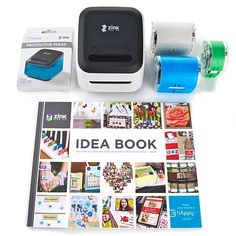 Shop ZINK hAppy™ Inkless Printer with Accessories, read customer reviews and more at HSN.com.