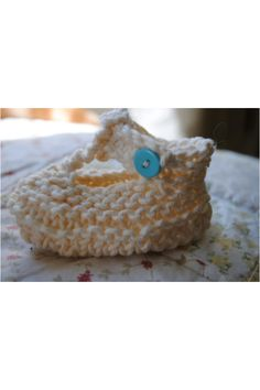 Hand Knit Baby Sandals/baby Booties - design your own @ HMFibres.etsy.com