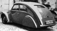 Ferdinand Porsche, VW history, Beetle, 356, 911
