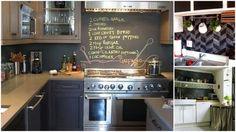 Marvelous Backsplash Alternatives on Kitchen Design with Unusual Backsplash Alternatives