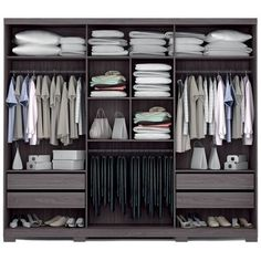 52 Popular Wardrobe Design Ideas In Your Bedroom. The most essential and important aspect of your bedroom includes your bed and bedroom wardrobe. Wardrobes give you extra storage capacity in your room. Wardrobe Design Bedroom, Master Bedroom Closet, Bedroom Wardrobe, Wardrobe Closet, Bedroom Cupboard Designs, Bedroom Cupboards, Wardrobe Door Designs, Closet Designs, Garderobe Design
