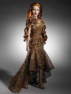 Renaissance Tyler Wentworth | Tonner Doll Company #TonnerDolls #FashionDolls #Renaissance
