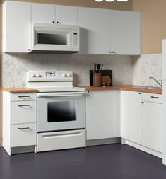 should we have an upper cabinet micro/oven Upper Cabinets, Kichen Cabinets, Kitchen Wall Cabinets, Corner Base Cabinet, Kitchen Foil, Cabinet, Ikea Kitchen, Kitchen Layout, Big Kitchen