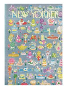 The New Yorker Cover - May 15, 1965 Premium Giclee Print