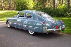 1949 Cadillac Sedanette Coupe