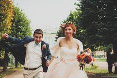 yellow wedding +)