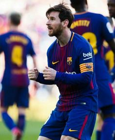 How could you just not love him?? ❤ #dancelikemessi #barcalove
