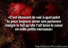 0324 Bad Quotes, Story Quotes, Life Quotes, Citations Regrets, Famous Love Quotes, Tu Me Manques, Losing A Loved One, Emotional Pain, Bad Mood