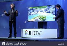 Las Vegas Usa, Las Vegas Photos, Curved Tvs, Display Technologies, Presidents, Law, Samsung, America, Technology