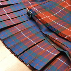Made by Scotclans' Kiltmakery, order your's today