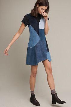 Slide View: 4: Patchwork Marten Dress