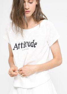 Camiseta Attitude