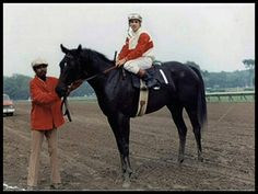 Ruffian, the queen of the race track…