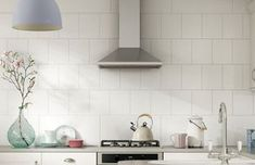 Wickes White Ceramic Wall Tile 200 x 250 mm Kitchen Splashback Tiles, Kitchen Tiles Design, White Square Tiles, White Tiles, Ceramic Wall Tiles, Vinyl Tiles, Dyi Kitchen Ideas, Small Downstairs Toilet, Tongue And Groove Panelling