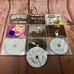 Mixed Cd Bundle X 10 The Wanted Adele Avril Lavigne Emeli Sande Rihanna JLS ect. Emeli Sande, Mix Cd, Cds For Sale, Avril Lavigne, Adele, Lady Gaga, Rihanna, Ebay