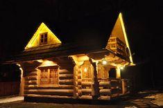 27 nm ez a kis házikó,de ha meglátod belülről eláll a lélegzeted! Log Cabin Kits, Log Cabin Homes, Log Cabins, Mini Chalet, Floor Plan Layout, Little Cabin, Lodge Style, Wood Stone, Types Of Houses