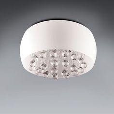 Lampa Moonlight plafon white duży MAXlight lampy - oświetlenie domu