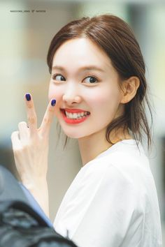 Find images and videos about kpop, twice and nayeon on We Heart It - the app to get lost in what you love. Twice Debut, South Korean Girls, Korean Girl Groups, Nayeon Twice, Twice Kpop, Im Nayeon, Hirai Momo, Dahyun, Entertainment