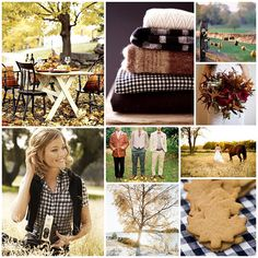a crisp day in autumn