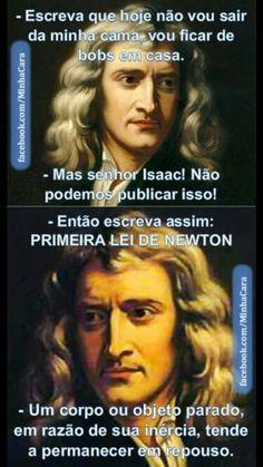 Hágase la primera ley de Newton