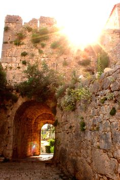 Kliss Fortress, Solin, Croatia - one of the shooting sites of Game of Thrones. The fortress magic wa easy to capture.