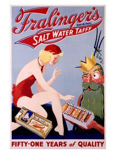 Fralingers Salt Water Taffy