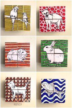 Ronica Advent Calendar, Holiday Decor, Children, Garden, Blog, Crafts, Diy, Home Decor, Atelier
