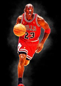 Michael Jordan Jumpman Space Jam Chicago Bulls - Gunawan Rb Michael Jordan Poster, Michael Jordan Chicago Bulls, Space Jam, Brushed Metal, Series Movies, Stretched Canvas Prints, Air Jordans, Superhero, Artists