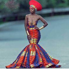 African Prom Dresses, African Wedding Dress, Latest African Fashion Dresses, African Print Fashion, Nigerian Fashion, Ankara Fashion, African Attire, African Wear, African Dress