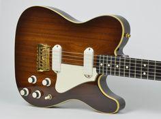 1983 Fender Telecaster Elite in Walnut
