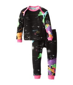 MADE IN USA - BedHead Kids Baby L/S Tee & Pant (Infant)