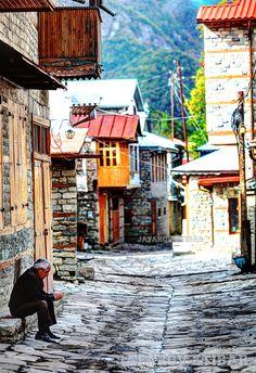 Lahıc Village, Azerbaijan