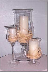 twine vase filler