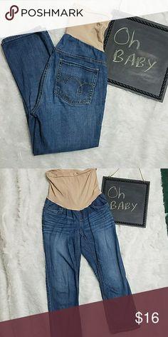 🍼🍼 Indigo Blue Maternity Jeans | Indigo, Maternity jeans and Blue
