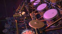 Animusic - Drum machine (2001) HD