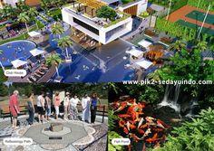 Fasilitas rumah PIK 2 Sedayu Indo City.