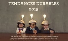 Étude : Quelles seront les Tendances de la Consommation Durable en 2015 ?