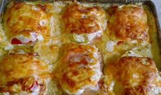 10 single-course recipes that have been clicked on by hundreds of thousands – Chicken Recipes Meat Recipes, Chicken Recipes, Cooking Recipes, Healthy Recipes, Healthy Chicken, Easy Cooking, Healthy Cooking, Non Plus Ultra, Czech Recipes