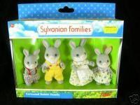 Sylvanian Families - I had the brown bunny!