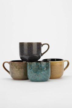 Reactive Glaze Mug. Love love love! My new favorite!