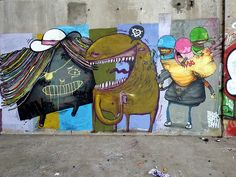 By Brusk - BomK - Dran